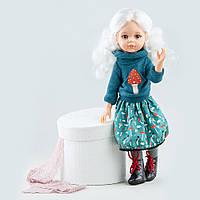 Лялька Paola Reina шарнірна Сесіль 32 см Самі модні ляльки для дівчаток Паола Рейну
