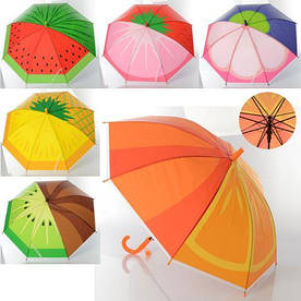 Зонт детский складной ББ MK-4455 66х60х85 см