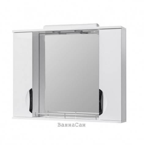 Побутове дзеркало у ванну 75 см КВЕЛ ГРАЦІЯ Z11 Грація 75 КВЕЛ, фото 2