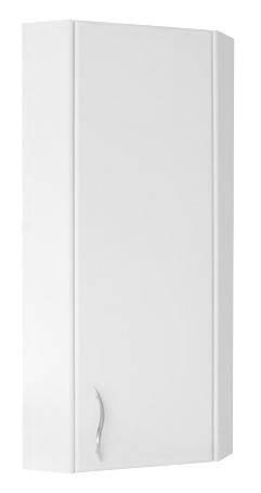 Узкий навесной шкаф для ванной 30 см ПИК БАЗИС ШН0130R, фото 2