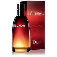 Christian Dior Fahrenheit Туалетная вода 100 ml. лицензия