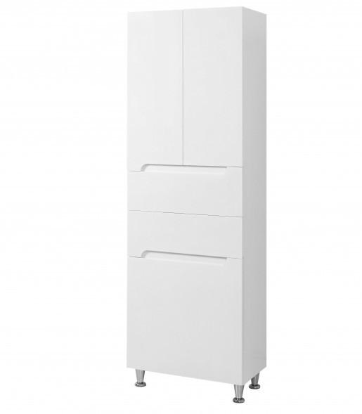 Шкаф-пенал для ванной 60 см ПИК СИМПЛ П11К60