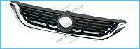 Решетка радиатора Opel Vectra B 95-02 (FPS) черная/хром 6320073