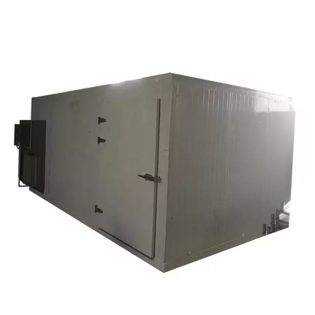 Сушильно-морозильна камера для продуктів харчування та медичних трав