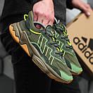 Мужские кроссовки Adidas Ozweego Adiprene pride, фото 5