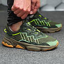 Мужские кроссовки Adidas Ozweego Adiprene pride, фото 8