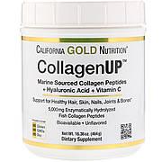 Коллаген Пептиды UP без ароматизаторов, Collagen, California Gold Nutrition, 16,36 унц. (464 г)