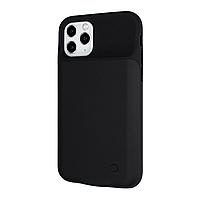 Чехол power bank / повербанк Battery Case для iPhone 11 Pro 3500 mAh черный