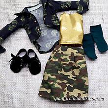 Повний комплект Military для ляльок Паола Рейна