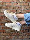 Женские кроссовки Superstar Beige, фото 2