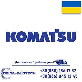 YM123910-51011 Насос топливный для Komatsu WB93R-2, WB93S-2