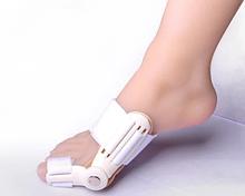 Ортопедический корректор косточки Фиксатор от косточки на ноге Вальгусная шина Универсальный размер