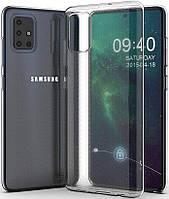 Чехол Epik  Samsung A315 Galaxy A31 Transparent (00000036327_1)