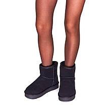 Угги женские Optima MS 22263 черный (37)