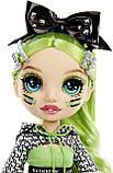 Кукла Рейнбоу Хай Джейд Хантер Чирлидер - Rainbow High Cheer Jade Hunter Green Cheerleader 572060EUC Оригинал, фото 5