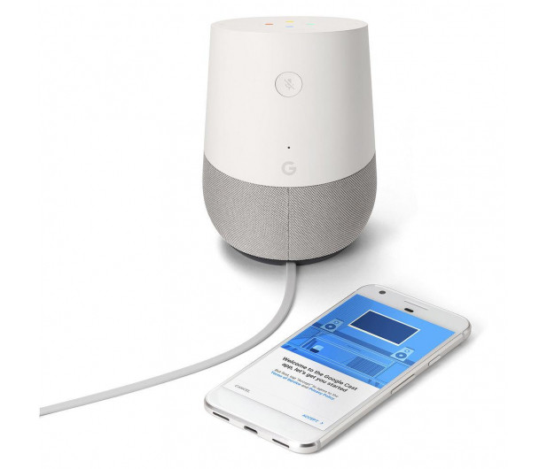 Smart колонка Google Home White
