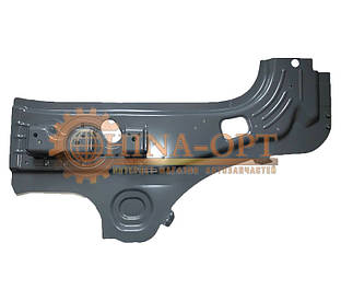 Панель кузова передняя правая Чери Кимо Chery Kimo 1.3 MT AT