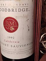 Вино 1992 года Cabernet Sauvignon California США винтаж, фото 2