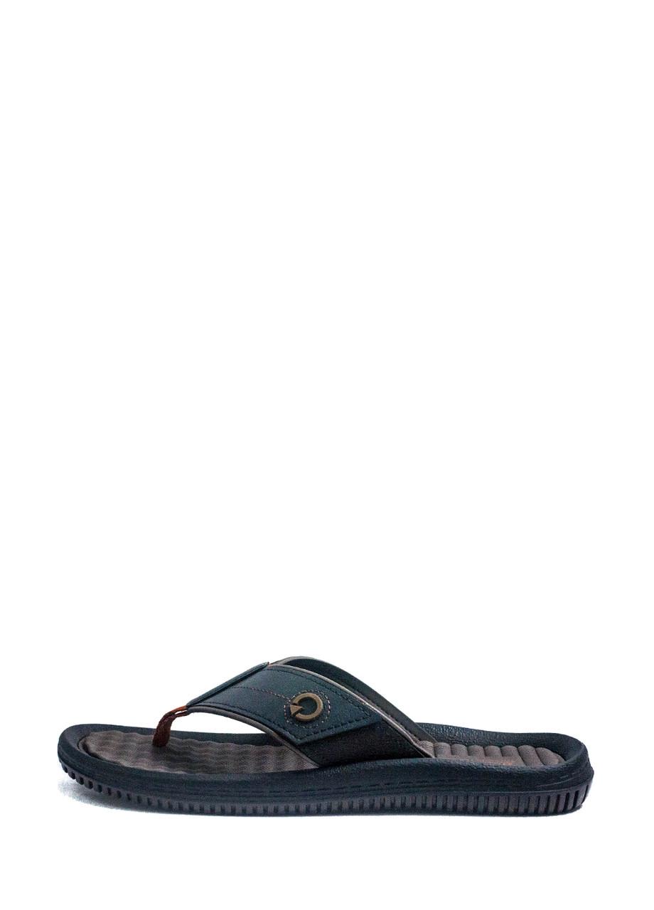 Шльопанці чоловічі Cartago коричневий 17019 (44)