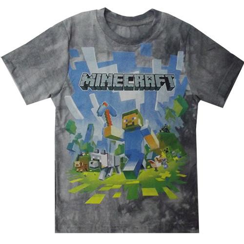 Футболка Стів Майнкрафт Minecraft на ріст 146