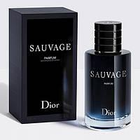 Мужские духи Christian Dior Sauvage 100ml EDP Мужская парфюмированная вода (Мужские духи Кристиан Диор Саваж)