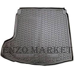 Автомобильный коврик в багажник Mazda 3 2019- Sedan (Avto-Gumm)