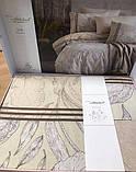 Комплект Постільної Білизни Ранфорс Бавовна, Бязь, Двоспальне Євро Розмір 200*220 см Istanbul Туреччина, фото 3