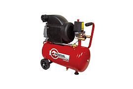 Компрессор Intertool - 24 л x 1.5 кВт PT-0010, КОД: 1490157