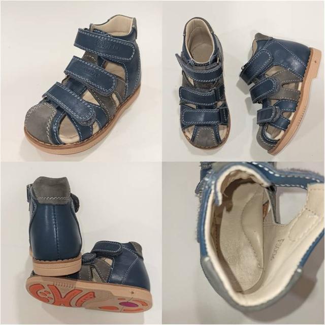 Ортопедичні сандалі закриті, Orthobe фото