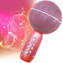 Бездротовий караоке мікрофон Hi-Fi YS-08
