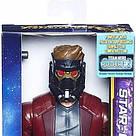Фигурка Hasbro Звёздный Лорд, Стражи Галактики, Марвел 30 см Star Lord, Marvel, Titan Hero Series SKL14-261156, фото 2
