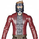 Фигурка Hasbro Звёздный Лорд, Стражи Галактики, Марвел 30 см Star Lord, Marvel, Titan Hero Series SKL14-261156, фото 4