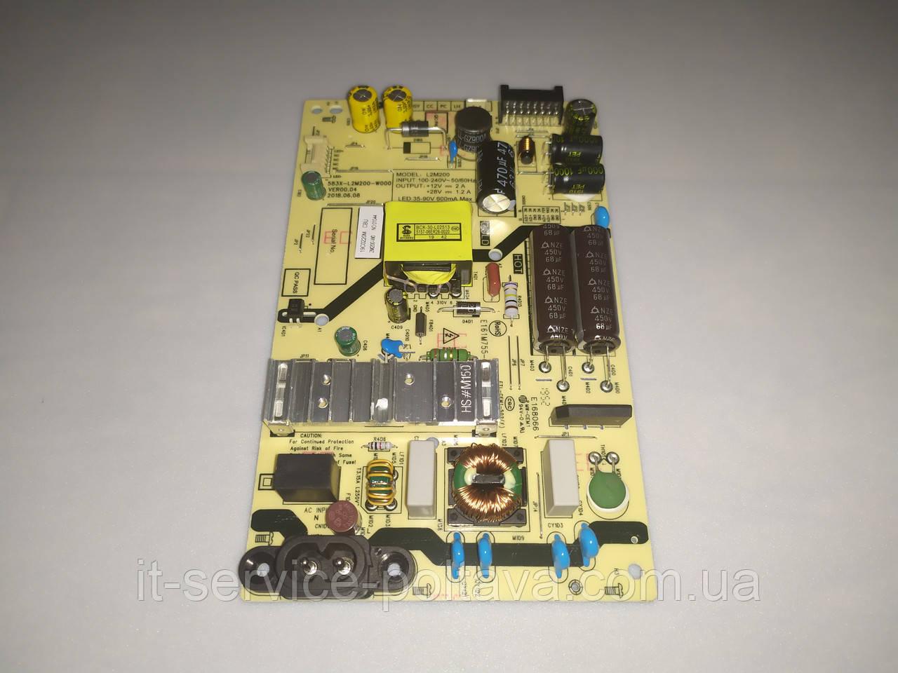 Блок живлення (Power Supply) L2M200 (583X-L2M200-W000) VER00.04 для телевізора Skyworth