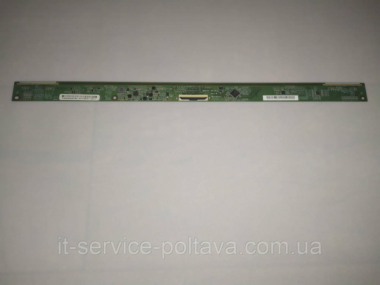Плата (T-con) PT320CT01-1-XC-2 для телевізора Philips