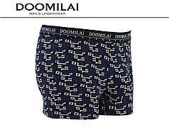 Чоловічі боксери стрейчеві з бамбука «DOOMILAI» Арт.D-01458