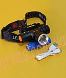 Аккумуляторный фонарь WD-128 (5808), фото 2