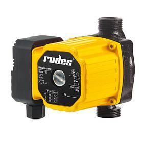 Циркуляционные электронасосы rudes RH20-4-130