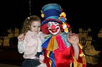 День рождения детский, заказ клоуна