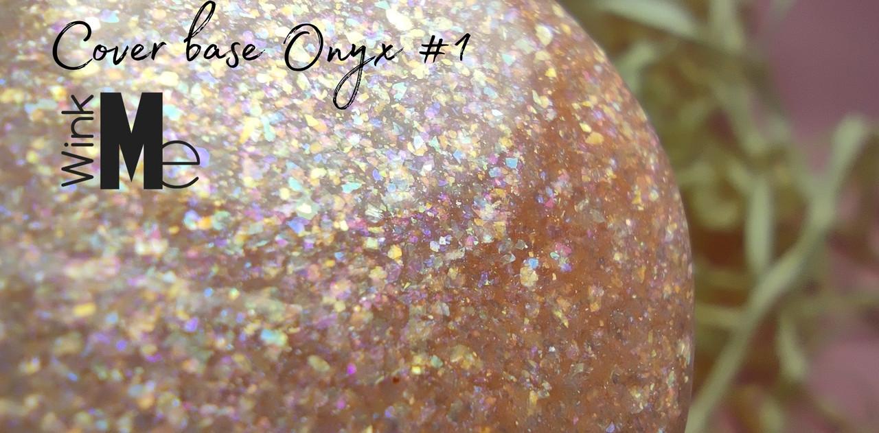 Wink me color base ONYX # 1 8 мл