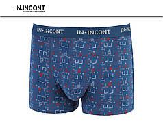 Підліткові стрейчеві труси шорти на хлопчика Марка «IN.INCONT» Арт.20609