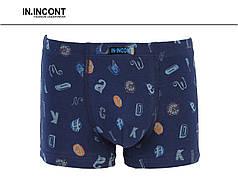 Підліткові стрейчеві труси шорти на хлопчика Марка «IN.INCONT» Арт.20615