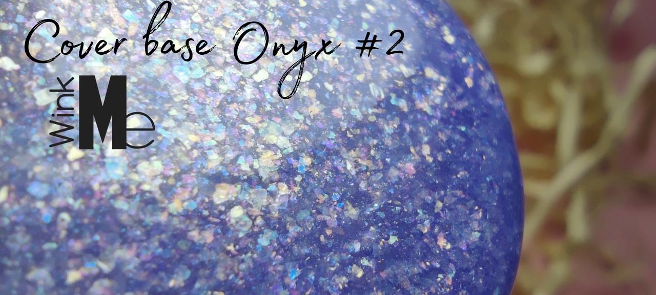 Wink me color base ONYX # 2 8 мл