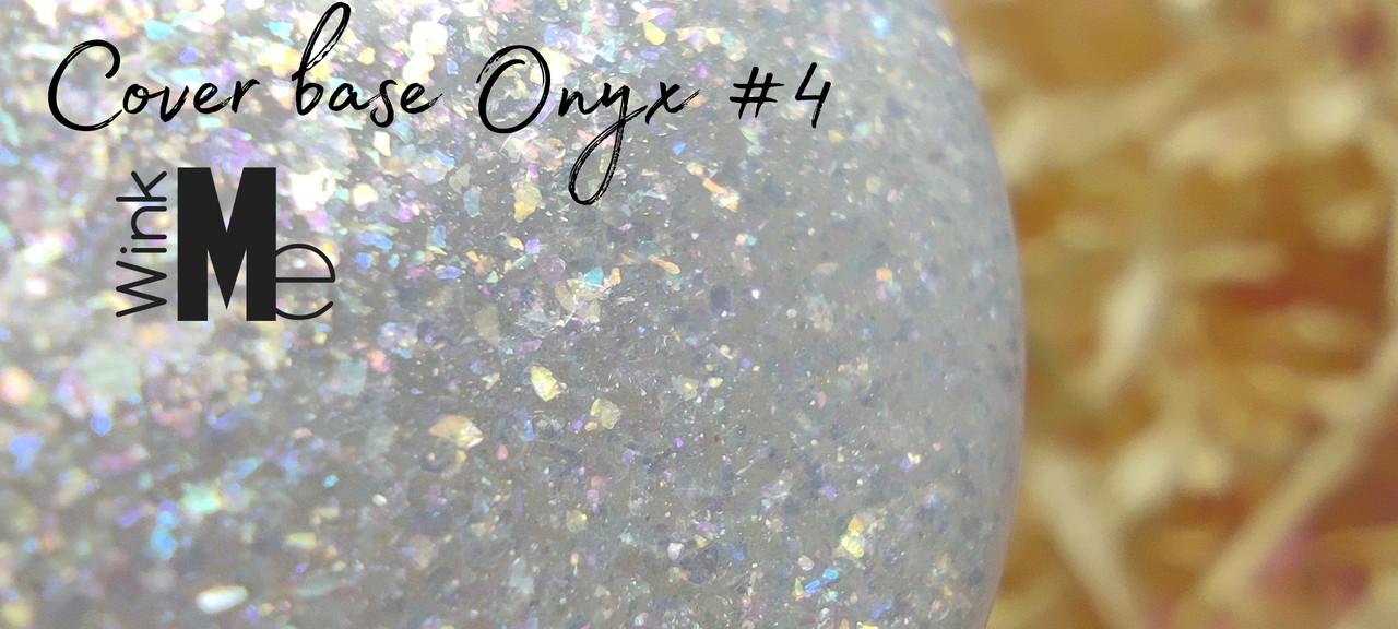 Wink me color base ONYX # 4 8 мл