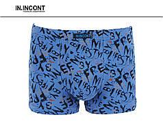 Підліткові стрейчеві труси шорти на хлопчика Марка «IN.INCONT» Арт.20617
