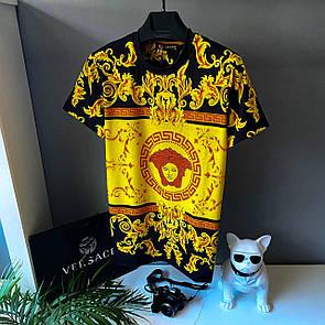 Чоловіча футболка, люкс VERSACE 2021