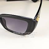 Женские узкие солнцезащитные очки Dolce & Gabbana Брендовые модная новинка 2021 Дольче Габбана реплика, фото 2