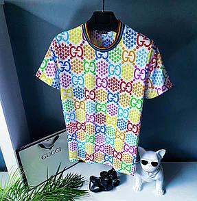 Чоловіча футболка, люкс Gucci 2021