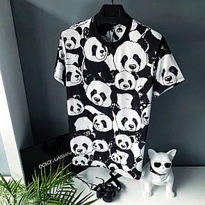 Чоловіча футболка, люкс D&G 2021 Панда