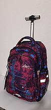 "Рюкзак на колесах   CoolPack  ""JUNIOR Purple desert 61391 NR 539"