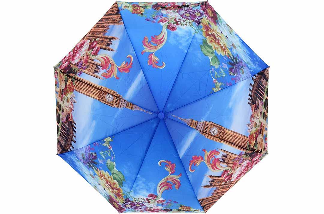 Жіноча парасолька Lantana ( напівавтомат ) арт. 813-02